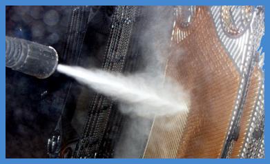 Гидродинамическая очистка в действии || Балтийская химическая компания