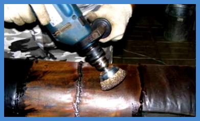 Механическая очистка в действии || Балтийская химическая компания