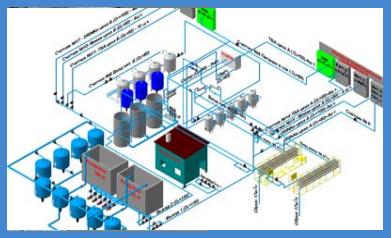 Очистка инженерных систем в действии || Балтийская химическая компания